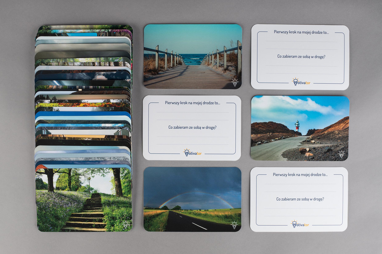 Karty Drogi - zestaw